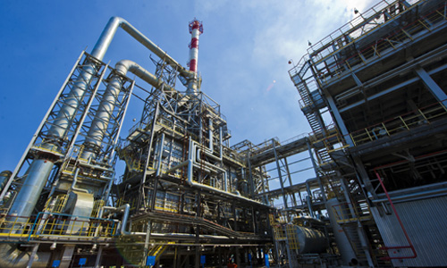 ООО «Газпром нефтехим Салават»